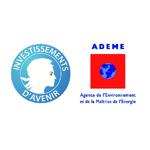 Logo de l'ADEME, www.ademe.fr