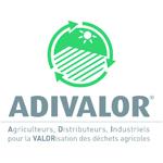 Logo de ADIVALOR, www.adivalor.fr