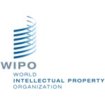 Logo de WIPO, www.wipo.int/portal/en/index.html
